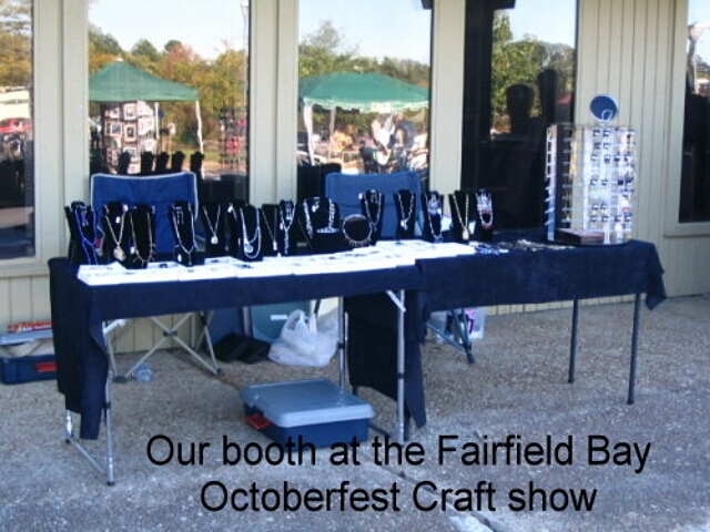 Fairfield Bay Craft show Fairfield Bay, AR