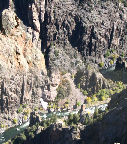 Black Canyon of the Gunnison National Park, Montrose, CO