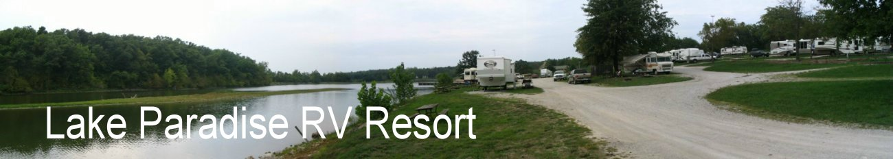 Lake Paradise Resort, Lone Jack, MO