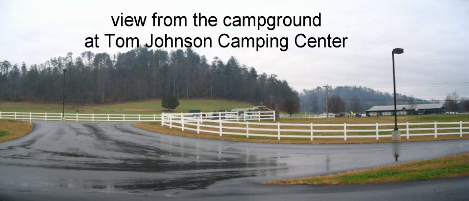 Tom Johnson RV, Marion, NC