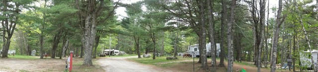 Meadowbrook Campgroung, Phippsburg Me