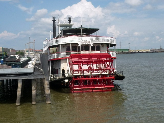 Mississippe Riverboat tour