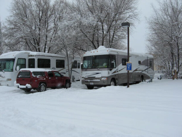 Sundance RV Park, Cortez, CO