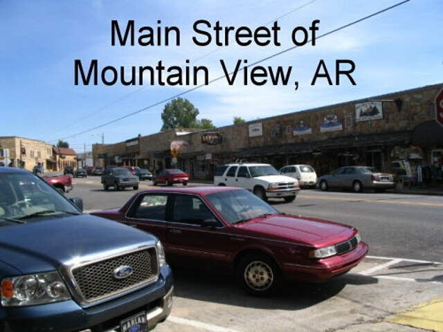 Mountain View, AR