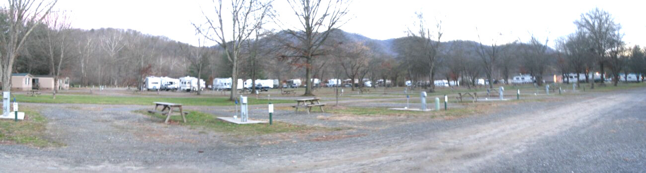 Pride RV Resort, Maggie Valley, NC
