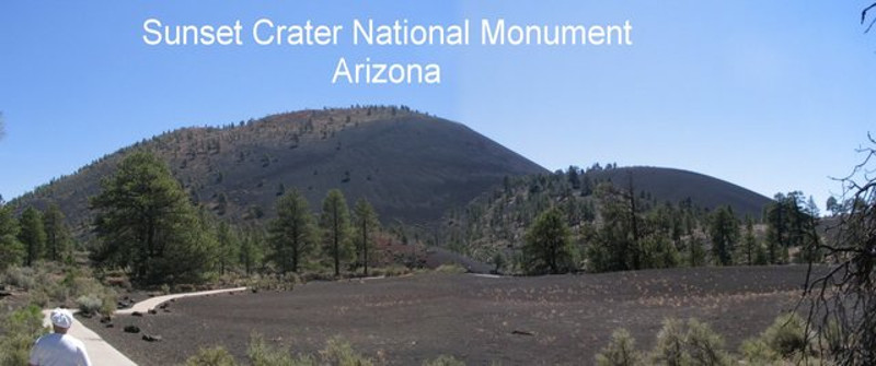 Sunset Crater N.M.